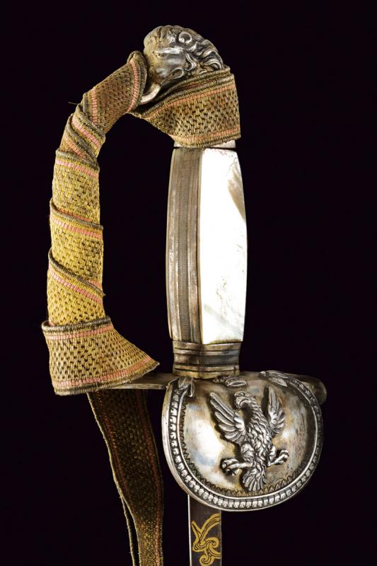 A senior staff officer's small sword - Image 4 of 8