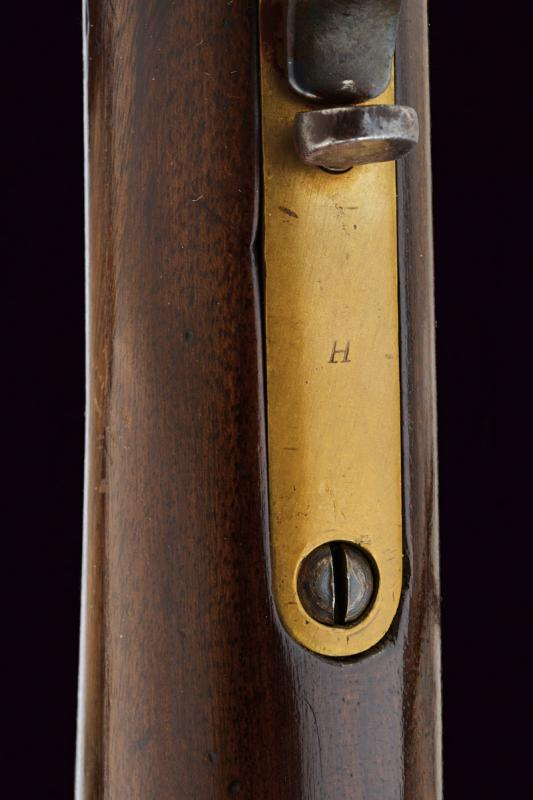 A rare Brass Frame Henry Rifle - Image 5 of 11