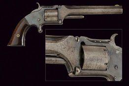 A S&W Model No. 2 Old Model Revolver