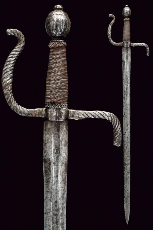 A composite sword