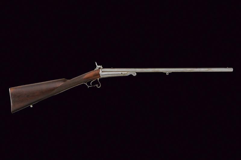 A single shot breech loading gun with Gaubert system - Image 5 of 5