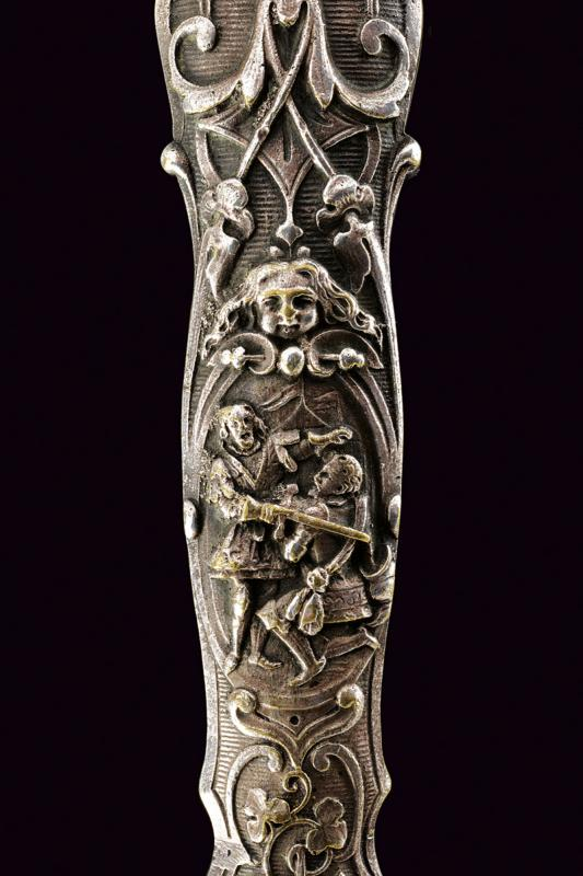 A romantic dagger - Image 3 of 4