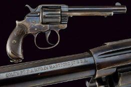 A1878 Colt Model 'Frontier' D.A. revolver