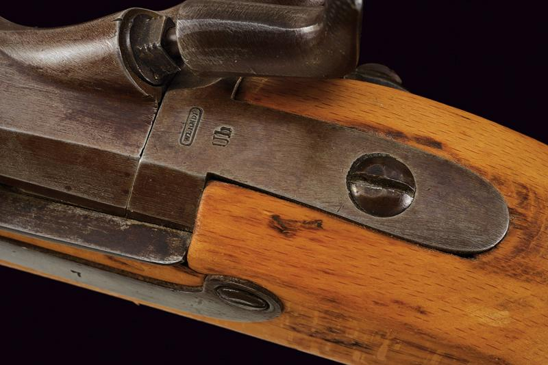 An 1862/67 model Wanzel Infantry rifle - Image 6 of 11