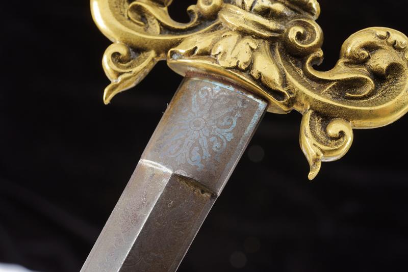 A romantic dagger - Image 2 of 6