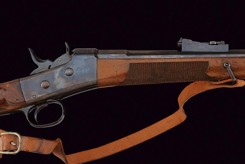 A Rolling block carbine by Westley Richards - Image 2 of 5
