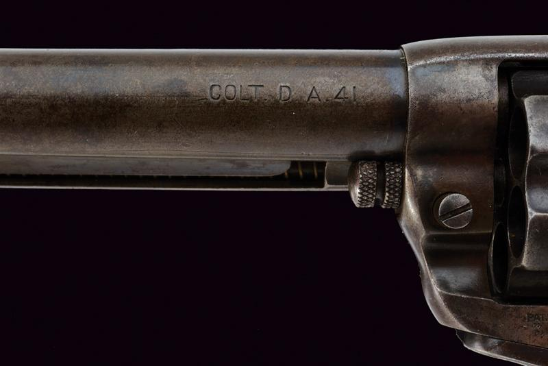 A 1877 Colt Model 'Thunderer' D.A. Revolver - Image 5 of 10