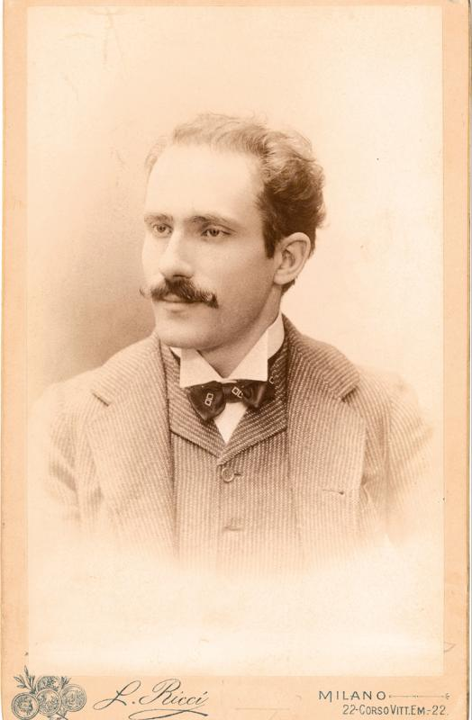 Toscanini, Arturo - Libretto of Puccini's Turandot - Image 6 of 6