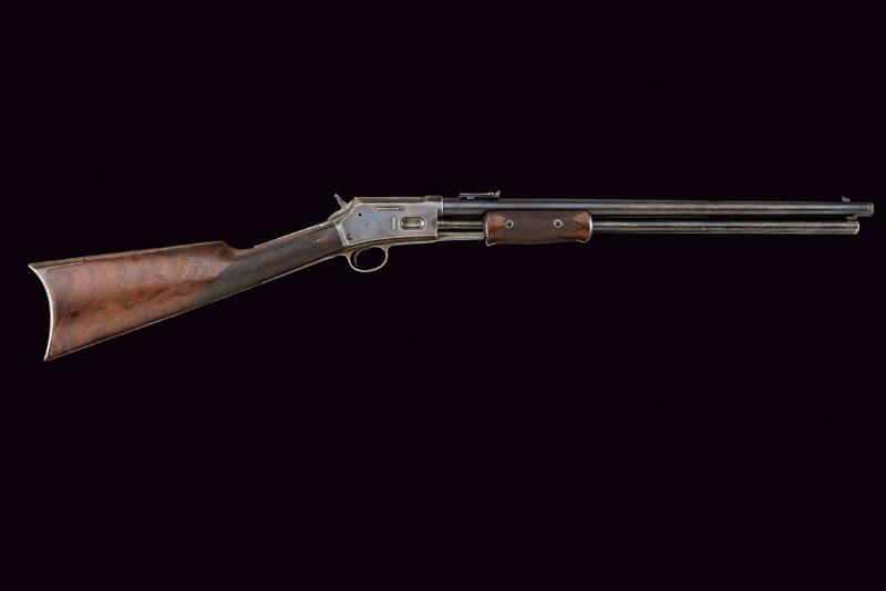 A Colt Lightning Slide Action Carbine, Medium Frame - Image 9 of 9