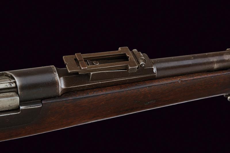 An 1886 Steyr model Kropatschek breech-loading rifle - Image 5 of 6