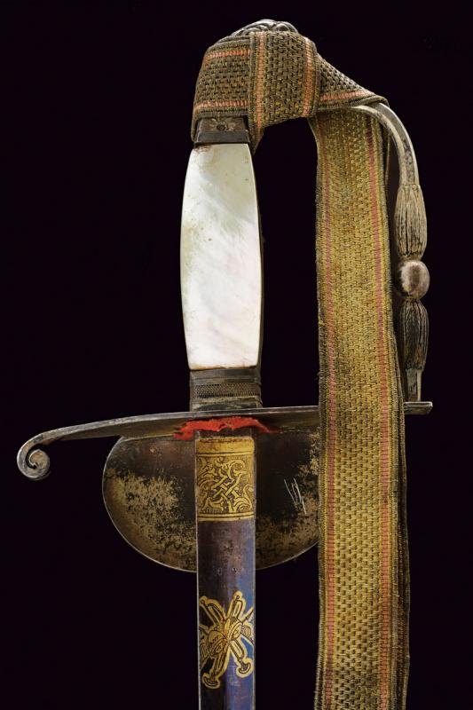 A senior staff officer's small sword - Image 5 of 8