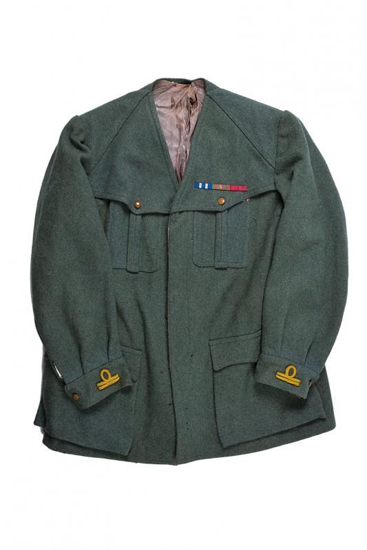 A jacket of the Italian Social Republic