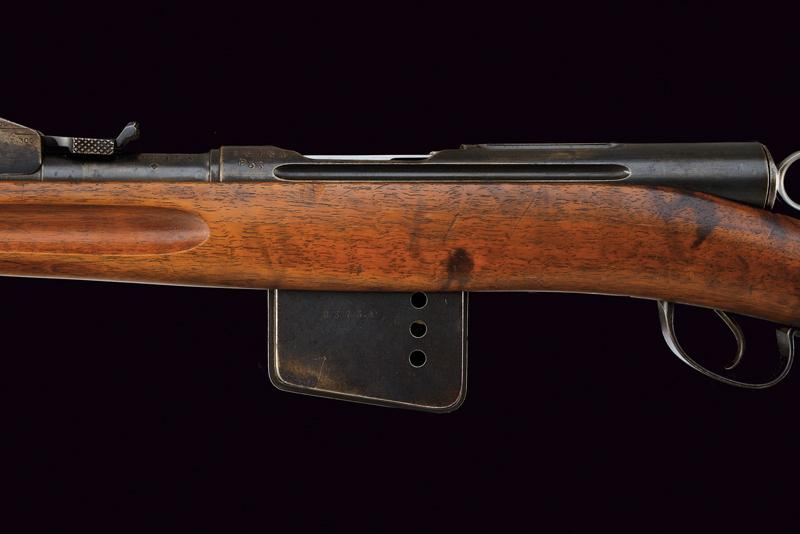 A model 1889 Rubin Schmidt rifle - Image 6 of 11