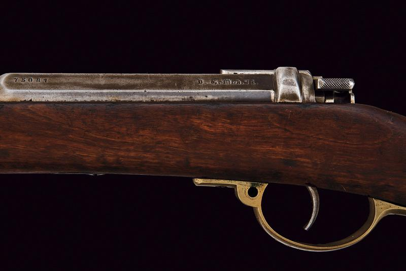 An 1871 model Mauser rifle - Image 6 of 7