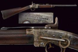 A rare Smith carbine