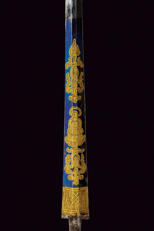 A beautiful small sword blade - Image 4 of 7