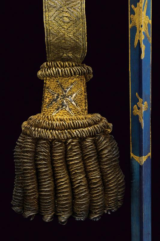 A rare knight's sword of the Military Naval Order of St. Stephen - Image 2 of 13