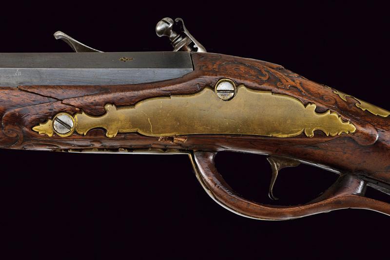 A flintlock gun by Spirckenpichler - Image 5 of 11