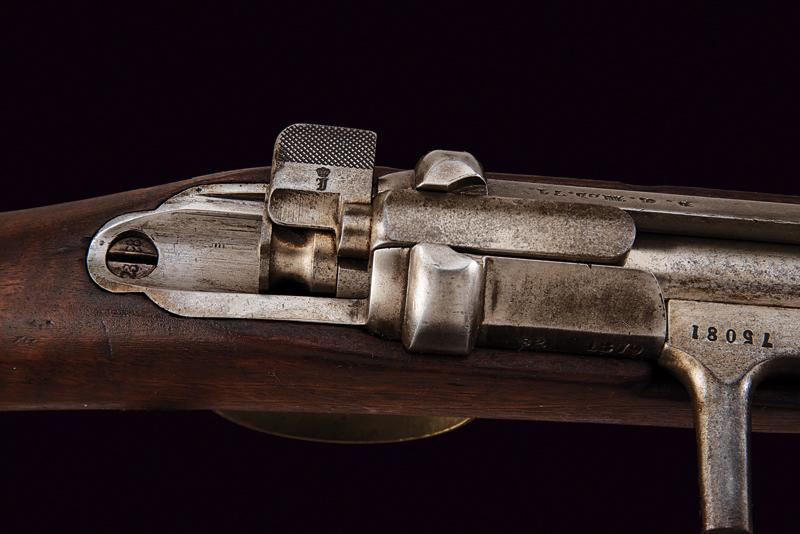 An 1871 model Mauser rifle - Image 5 of 7