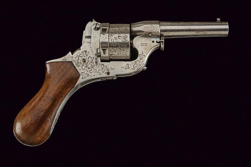 A center fire Perrin revolver - Image 4 of 4