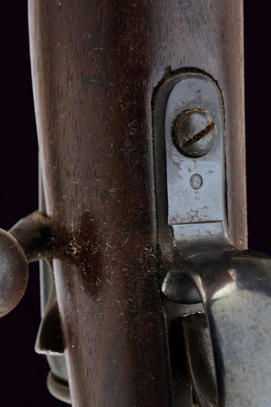 An 1870 model Vetterli breech loading rifle - Image 8 of 10