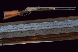A Winchester Model 1886 Rifle