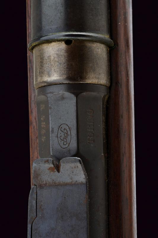 An 1870 model Vetterli breech loading rifle - Image 6 of 10