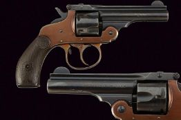 A 1889 model Harrington & Richardson revolver