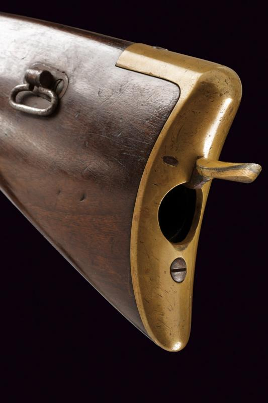 A rare Brass Frame Henry Rifle - Image 10 of 11