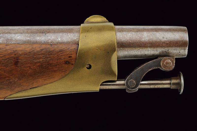 A pair of percussion pistols for Chasseur a cheval - Image 5 of 6
