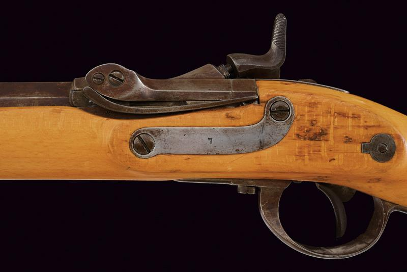An 1862/67 model Wanzel Infantry rifle - Image 4 of 11