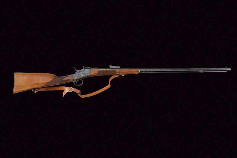 A Rolling block carbine by Westley Richards - Image 5 of 5