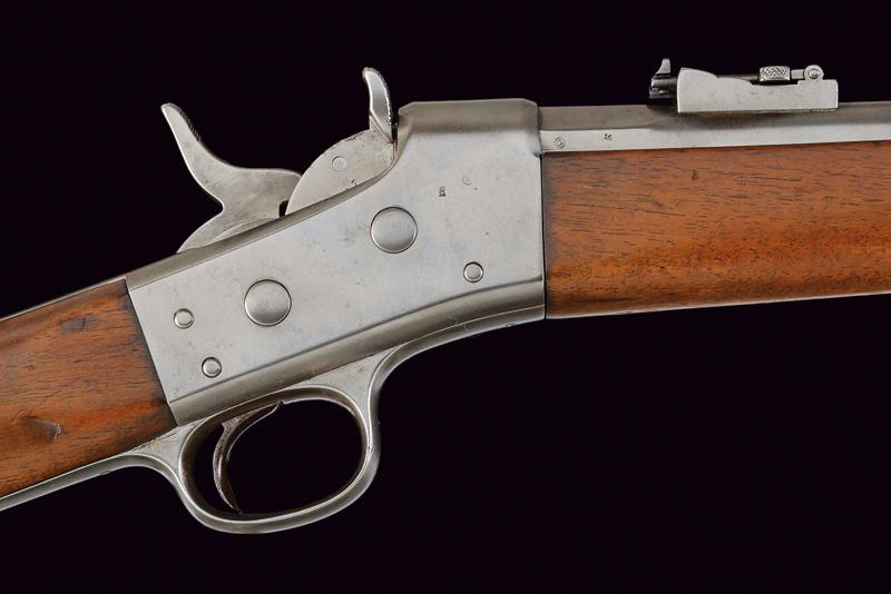 A Remington Rolling Block rifle by Nagant - Image 2 of 7