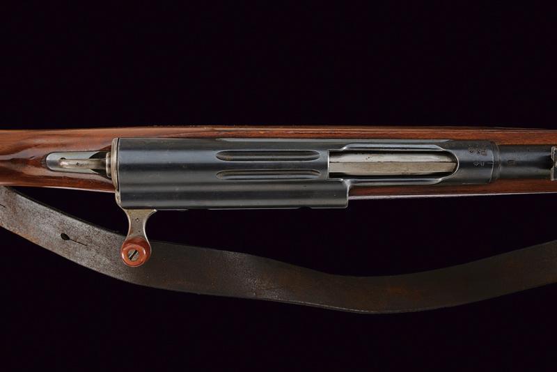 A model 1889 Rubin Schmidt rifle - Image 3 of 6