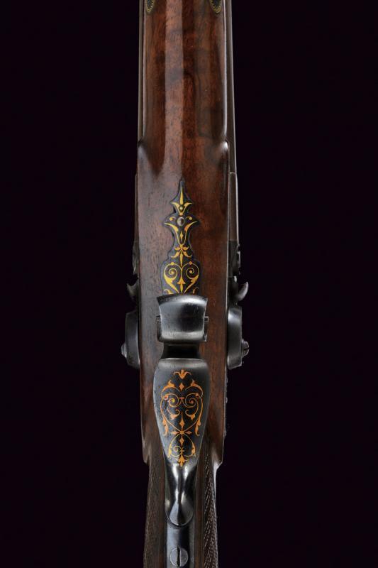 A beautiful and elegant double barrelled shotgun - Image 5 of 11