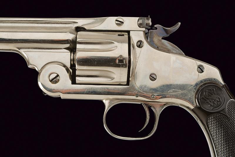A S&W New Model No. 3 Single Action Revolver - Image 2 of 5