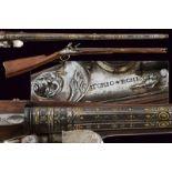 A charming flintlock gun for a lady or a boy