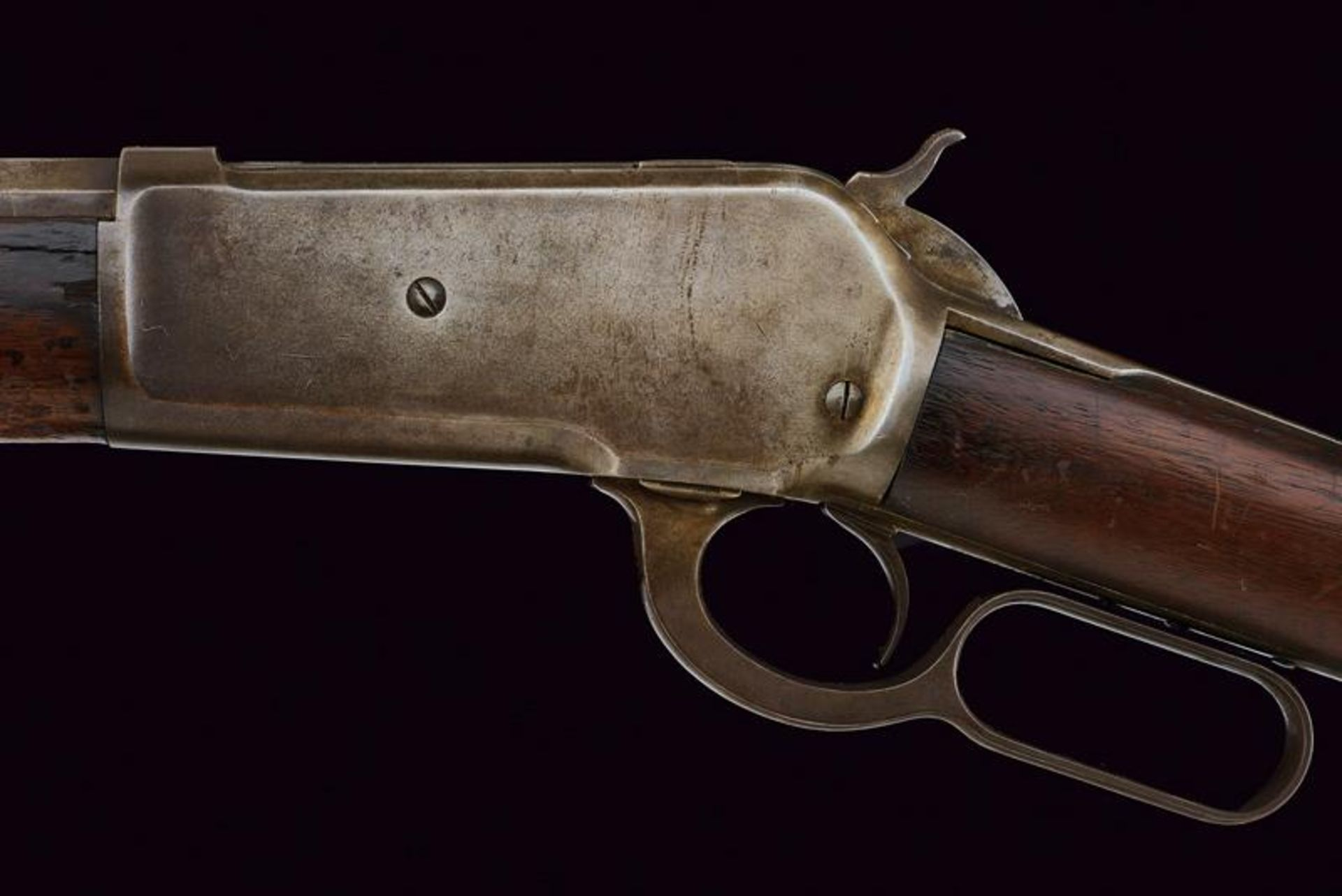 A Winchester Model 1886 Rifle - Image 3 of 11