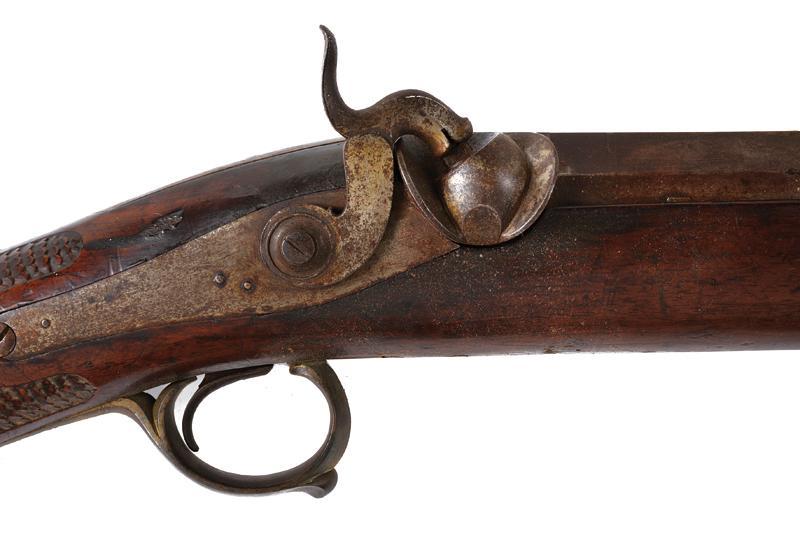 A scarce flintlock springald - Image 2 of 6
