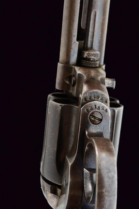 A 1877 Colt Model 'Thunderer' D.A. Revolver - Image 6 of 10
