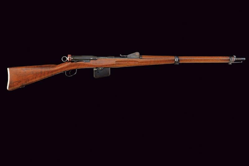A model 1889 Rubin Schmidt rifle - Image 11 of 11