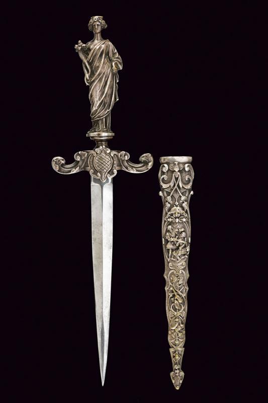 A romantic dagger - Image 4 of 4