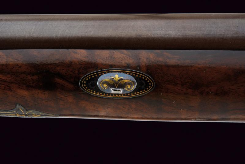 A beautiful and elegant double barrelled shotgun - Image 7 of 11