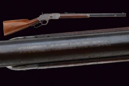 Winchester Model 1873 Rifle, Third Model