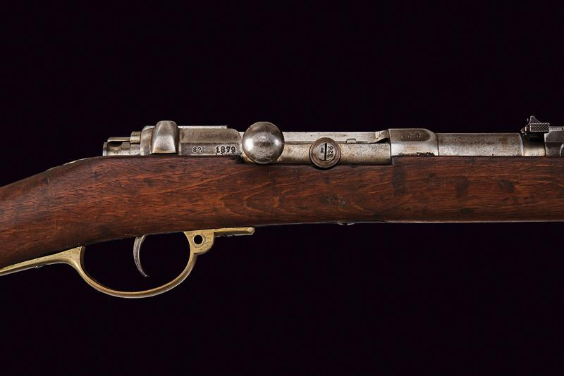 An 1871 model Mauser rifle - Image 2 of 7