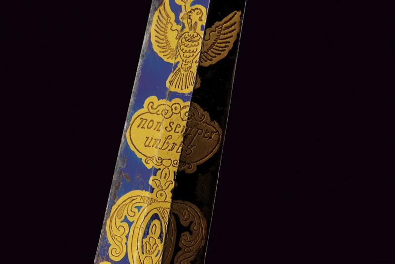 A beautiful small sword blade - Image 6 of 7