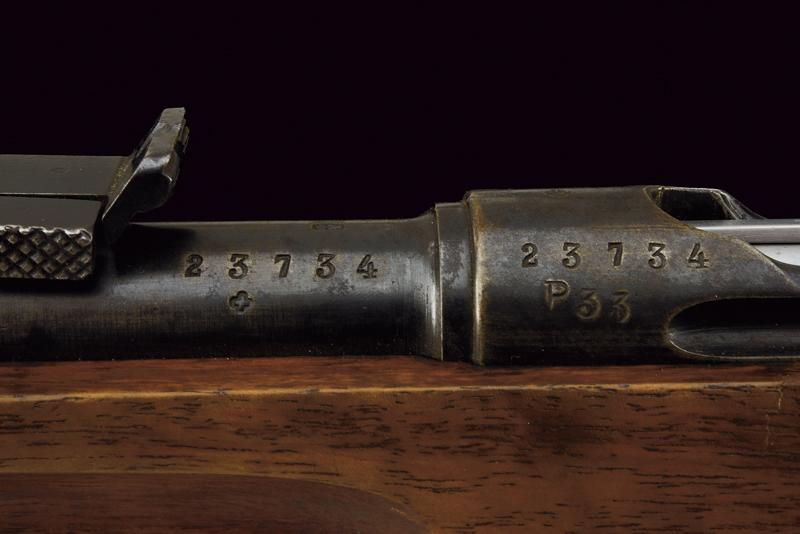 A model 1889 Rubin Schmidt rifle - Image 4 of 11