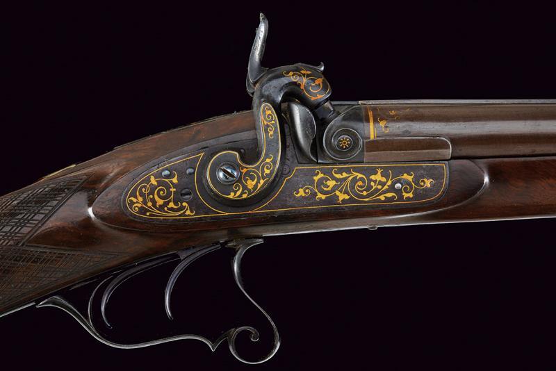 A beautiful and elegant double barrelled shotgun - Image 3 of 11