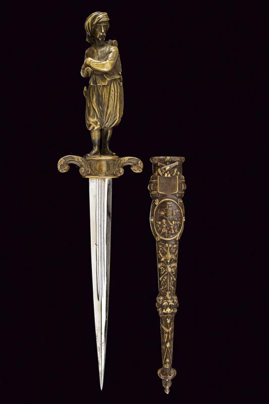 A romantic dagger - Image 6 of 6