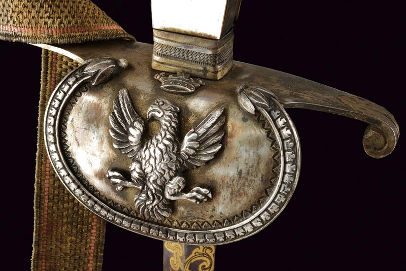 A senior staff officer's small sword - Image 3 of 8